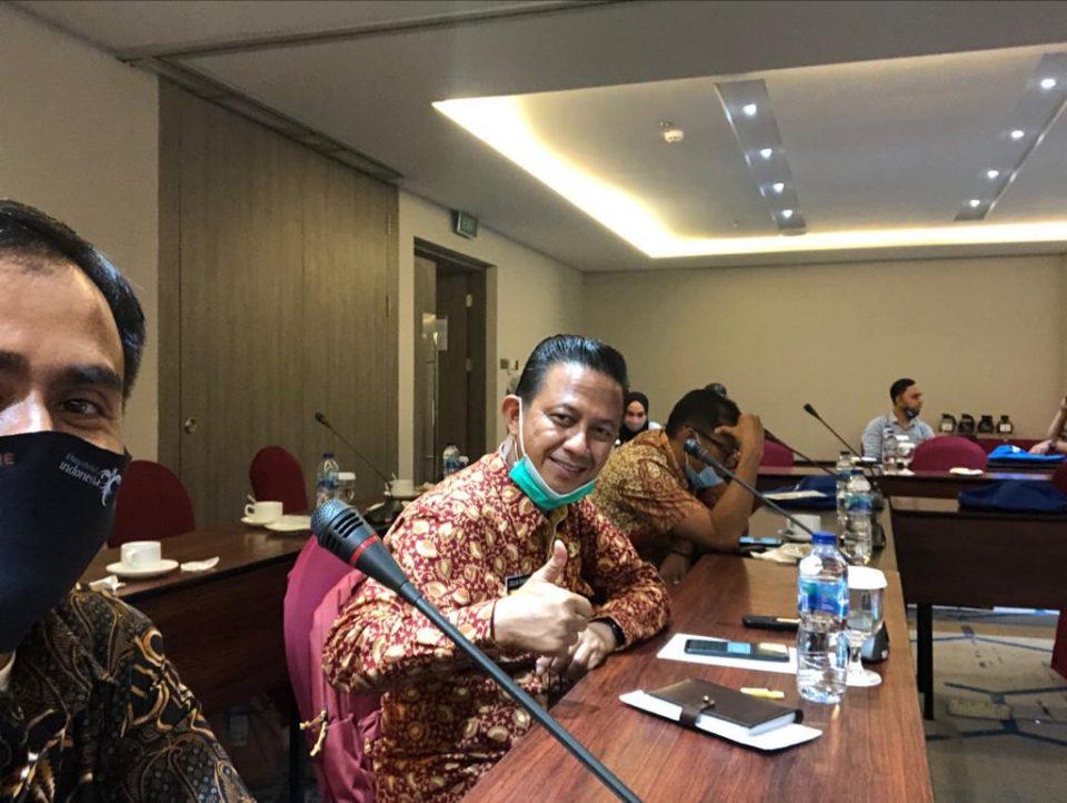 Ikuti Diskusi FGD, Pemda Didorong Punya Peta Jalan Ekonomi Kreatif